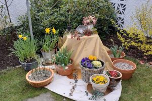 Mary O'Boyles Easter Garden