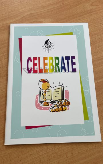Celebrate – Preparation Workbook for the Sacrament of First Holy Communion